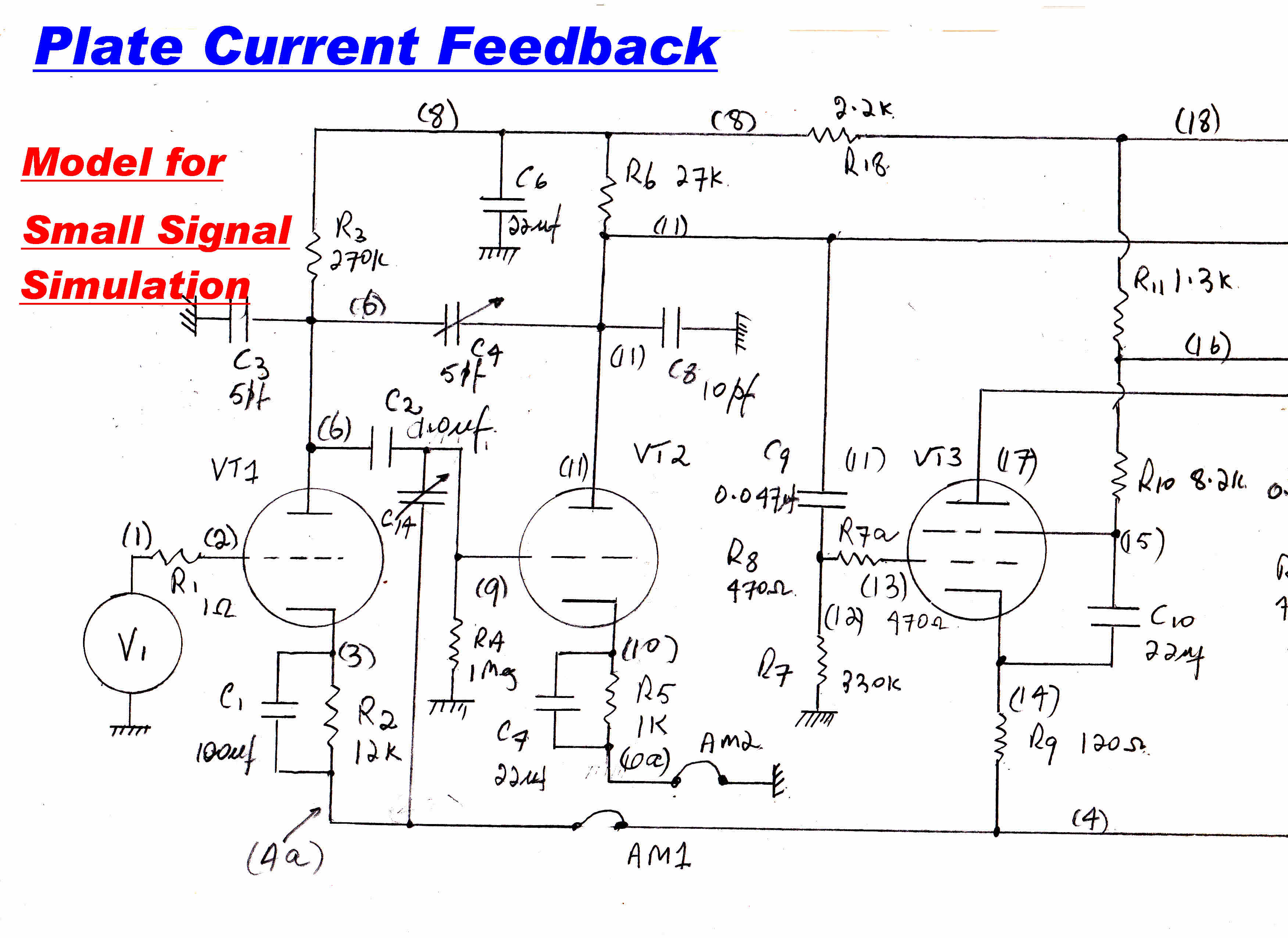 Amplitudemodulation Current Loop Wiring Diagram 8 High Frequency Instability During Warm Up